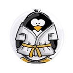 Martial Arts gold belt pengui 3.5
