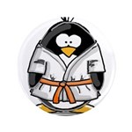 Martial Arts orange belt peng 3.5