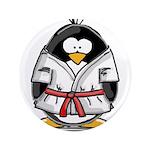 Martial Arts red belt penguin 3.5