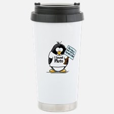 Pluto Penguin Travel Mug