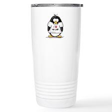 I Love My Job Penguin Travel Coffee Mug