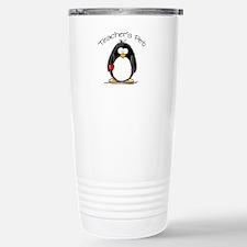 Teachers Pet Penguin Stainless Steel Travel Mug