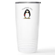 Teachers Pet Penguin Travel Mug