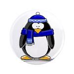 Blue Scarf Penguin 3.5