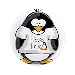 love linux Penguin 3.5