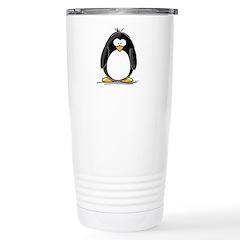 Penguin Stainless Steel Travel Mug