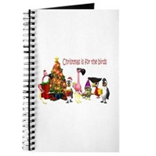 CHRISTMAS IS FOR THE BIRDS Journal