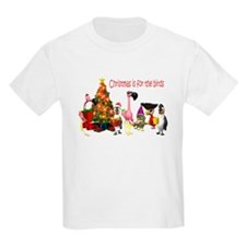CHRISTMAS IS FOR THE BIRDS T-Shirt