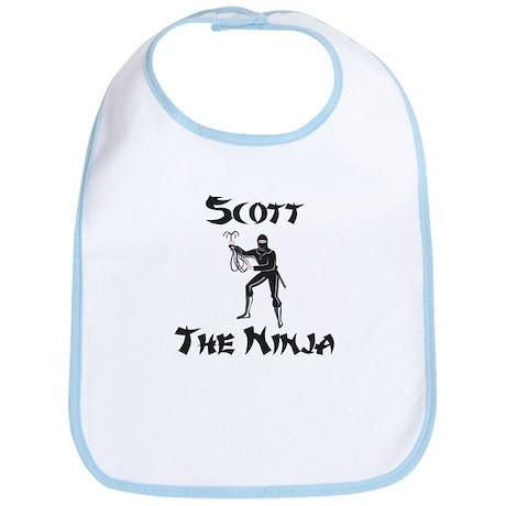 Scott - The Ninja Bib