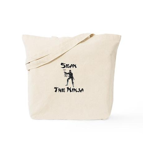 Sean - The Ninja Tote Bag