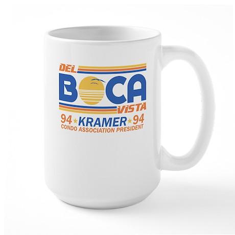 Seinfeld Boca College Humor Large Mug
