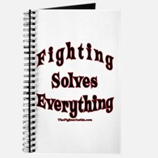 Fighting Solves Everything Journal