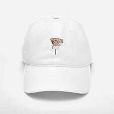 Retro Drive-In Sign Baseball Baseball Cap