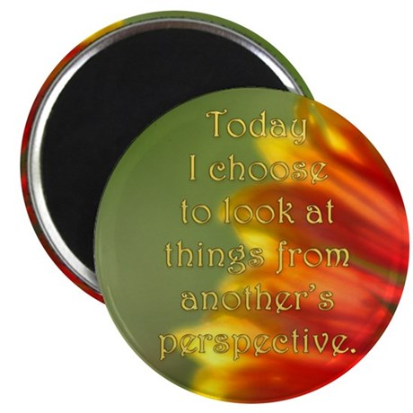 """Different Perspectives 2.25"""" Magnet (10 pack)"""