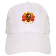 Happy Turkey Day Baseball Cap