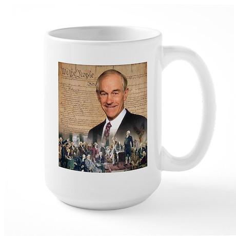 Ron Paul Large Mug
