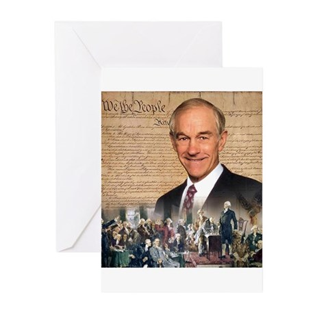 Ron Paul Greeting Cards (Pk of 20)