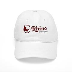 Rhino Wine Gear Baseball Cap