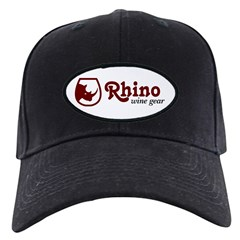 Rhino Wine Gear Baseball Hat