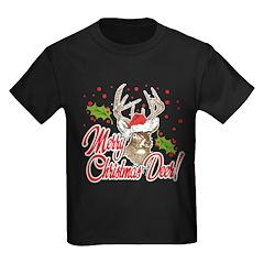 Merry Christmas Deer T