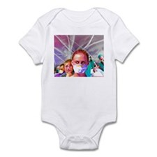 ChemTrail poisoning Infant Bodysuit