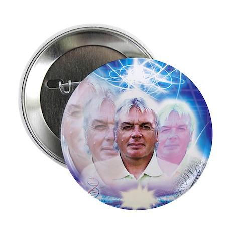 "David Icke 2.25"" Button (100 pack)"