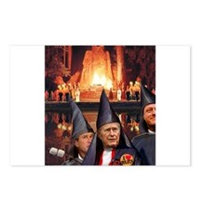 Bohemian Grove Bushes Postcards (Package of 8)