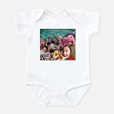 Dumbing Down Infant Bodysuit