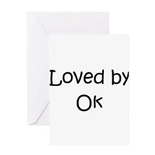 Loved by a Greeting Card