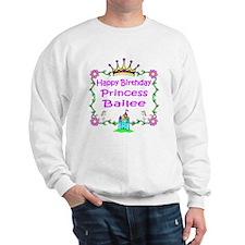 Happy Birthday Princess Bailee Sweater