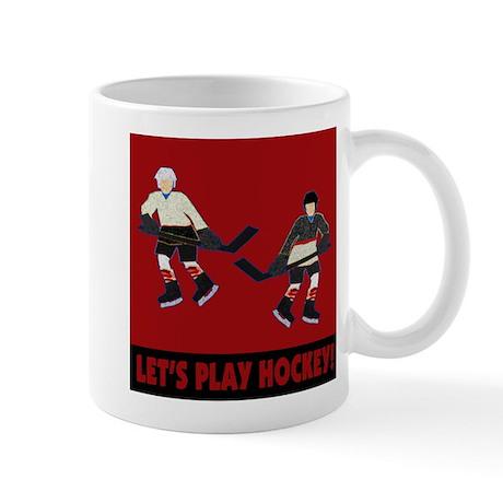 Hockey Boys Mug