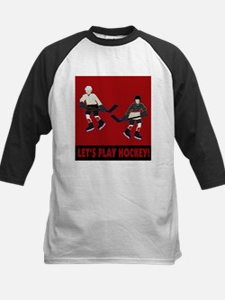 Hockey Boys Kids Baseball Jersey