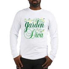 Garden Diva Long Sleeve T-Shirt