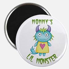Mommy's Lil Monster Magnet