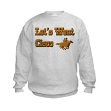 Let's Went Cisco Sweatshirt