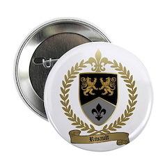 RIVAULT Family Crest Button