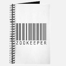 Zookeeper Barcode Journal