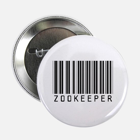 "Zookeeper Barcode 2.25"" Button"