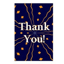 Cute For appreciation Postcards (Package of 8)
