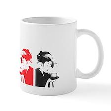 g girl mug