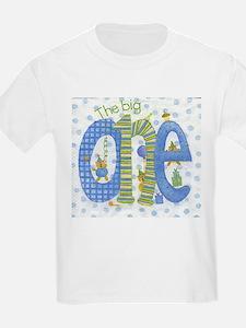 The Big One - 1st Birthday T-Shirt