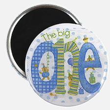 The Big One - 1st Birthday Magnet