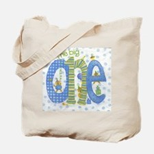 The Big One - 1st Birthday Tote Bag