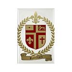 ROBILLARD Family Crest Rectangle Magnet (10 pack)