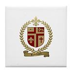 ROBILLARD Family Crest Tile Coaster