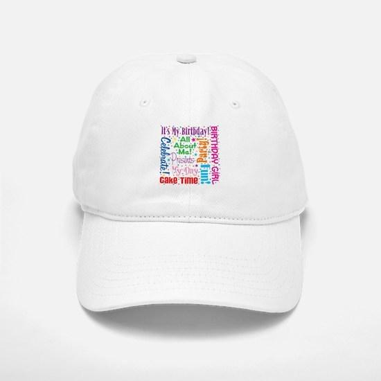 It's My Birthday Cap