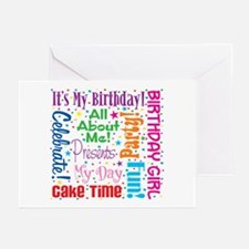 It's My Birthday Greeting Cards (Pk of 20)