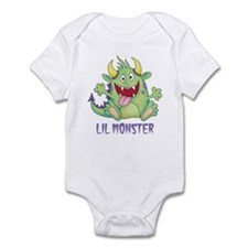 Lil Happy Monster Infant Bodysuit