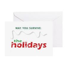 Holiday Humor Greeting Card