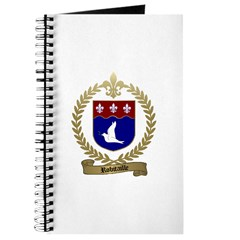 ROBITAILLE Family Crest Journal